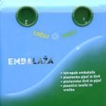 ločevanje plastenk, pločevink in ostale embalaže
