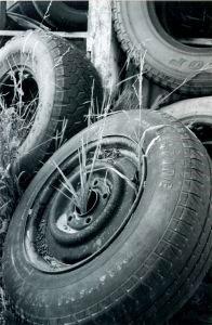 Recikliranje gum